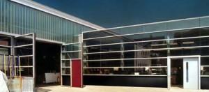 Schlosserei Dietrich Glasfassade und Tore