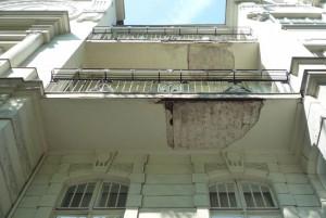 KuDamm 123 Fassadensanierung Schadendetails