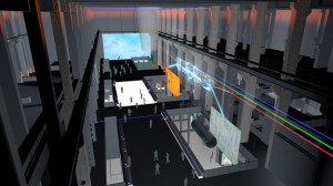Die Lichtzeit Entwurf square