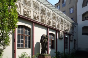Kaiserliches Hofbaudepot Geschwister Scholl Strasse Berlin