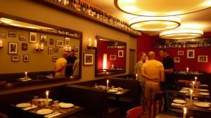 Barcelona Tapas Bar, Friedrichstrasse Berlin, Michael Lieb Architekten